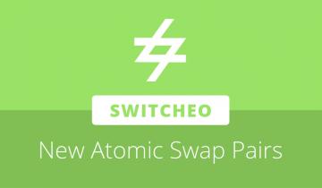 Switcheo adds NEO/ETH and SDUSD/DAI atomic swap pairs