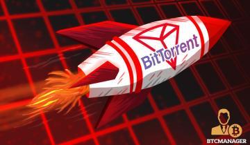 Justin Sun Announces BitTorrent File System
