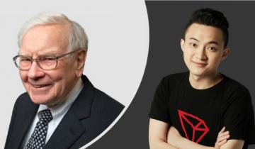 Justin Sun Announces Lunch with Warren Buffet: BitTorrent (BTT) Price Goes Meh