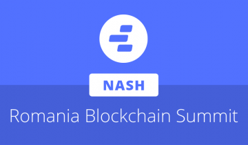 Nash to participate in Romania Blockchain Summit at the Palace of Parliament in Bucharest
