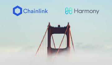 Harmony to Partner with Chainlink for Off-Chain Connectivity