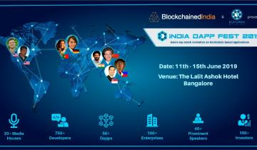 Top Five Reason on Why India Dapp Fest 2019 is Asias Biggest Conference