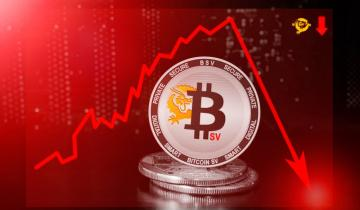 Bitcoin SV (BSV) Price Drops 10% Correctively; Massive Dump Coming?