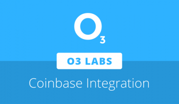 O3 Labs implements Coinbase into desktop wallet for fiat payments