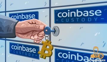 Coinbase Bitcoin Custodial Service Aiming to Hit $2 Billion in Assets