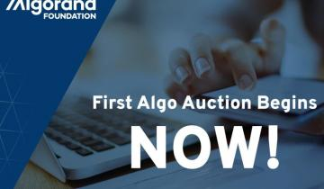 Algorand Blockchain Network Raises $60 Million in Token Auction