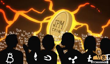 JP Morgans Cryptocurrency to Begin Customer Testing This Year