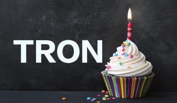 Tron (TRX) Celebrates 1st Independence Day, Summarizing Its Achievements Over One Year Off Ethereum