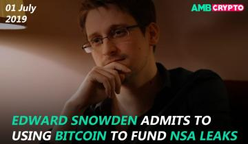 BitTorrent File System to launch today, Edward Snowden on Bitcoin and more