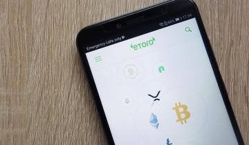 The First Bunch of 120 ERC-20 Tokens Listed In eToro Digital Wallet