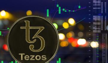 Tezos jumped 20% after partnership with BTG Pactual