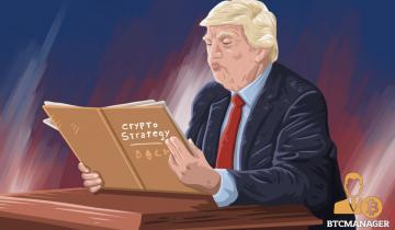 President Trump Praises Quantitative Easing, Bitcoin Wins