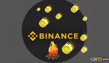 Binance Team Burns BNB Tokens to Fulfill White paper Commitment