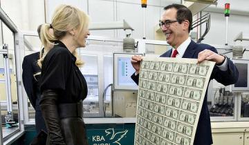 Goldman Sachs Mnuchin Disses Bitcoin
