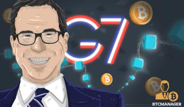 Steve Mnuchin Claims G7 Finance Ministers and Central Bankers Concerned About Libra