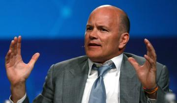 Bitcoin Is Consolidating Before Its Next Move Higher Says Michael Novogratz