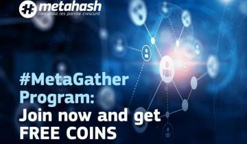 #MetaGather Program Starts Free Familiarization with Blockchain Campaign