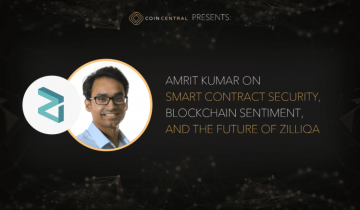 Amrit Kumar on Smart Contract Security, Blockchain Sentiment, and the Future of Zilliqa