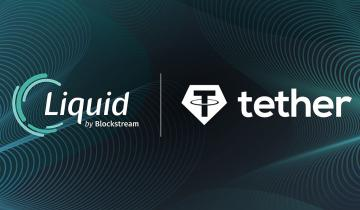 Tether Launches on Blockstreams Sidechain the Liquid Network