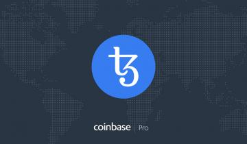 XTZ Surges Violently on the News that Tezos is coming to Coinbase Pro