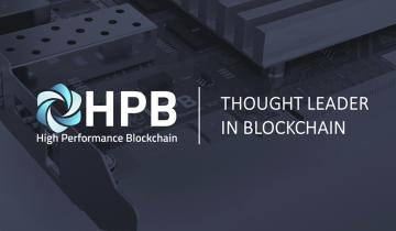 HPB – A Thought Leader in Blockchain