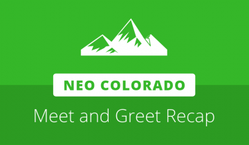 NEO Colorado July meet and greet recap, August meetup announcement
