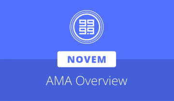 Novem conducts Reddit AMA, announces upcoming launch of first brick and mortar store