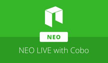 Transcript: Cobo participates in the fourth NEO LIVE Telegram event