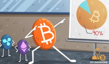 Report: Bitcoin most Profitable Cryptocurrency, Real Dominance Above 90%