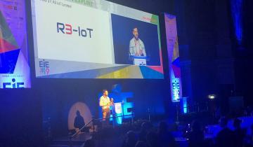 Scottish IoT Startup R3-IoT Invites Investors to Space Tech Market