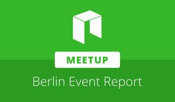 Recap of NEO Powers Up Berlin meetup in Germany