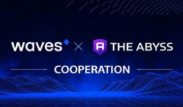 The Abyss Joins Waves Platform for a Decentralized Marketplace of Goods and In-Game Items