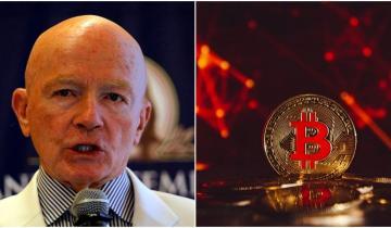 Bitcoin Basher Mobius Warns of Terrifying Blockchain 'Crisis'