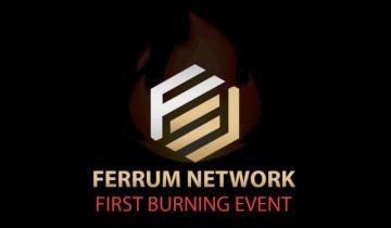 Ferrum Network Announced First FRM Burn Event of 2.5 Million Token