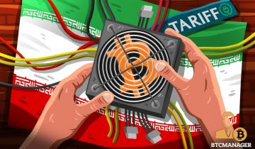 Iranian Cryptocurrency Miners Offered Tax Exemption Conditions