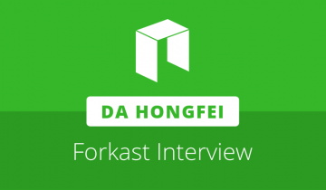 Da Hongfei talks NeoFS and interoperability with Forkast