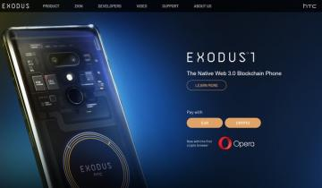 HTC Partners With Bitcoin.com, Adding BCH Support to Exodus 1 Blockchain Phone