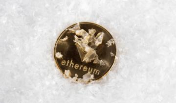 Smart contracts ensure high Ethereum demand despite low ETH transactions