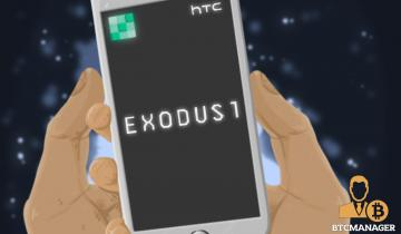 HTC Partners with Bitcoin.com, Bringing Bitcoin Cash (BCH) to the Exodus 1