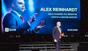 ELVN Messenger Founder Alex Reinhardt To Launch An IEO At CoinsBit
