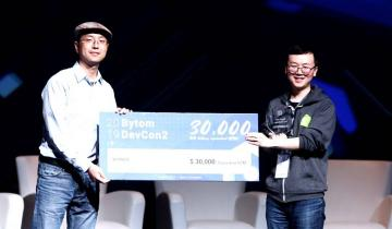 Canadians Win $30,000 Grand Prize at Bytom Global Development Conference