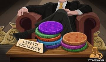 Exploring the Market Control of Cryptocurrency Exchanges