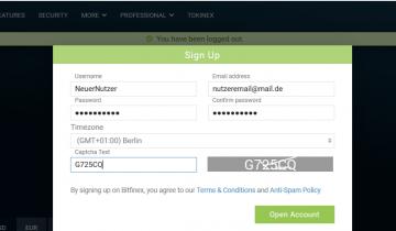 How to buy IOTA on Bitfinex?