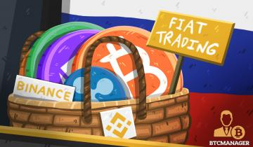 Binance Announces Support for Russian Ruble, Plans to Support More Currencies