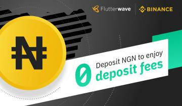 Binance Launches Support for Nigerian Naira in Partnership with Flutterwave