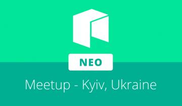 Neo Global Development to host first Neo meetup in Kyiv, Ukraine