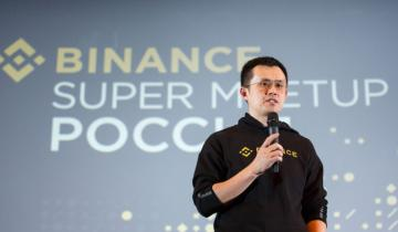 Binance CEO: Russia Is Our Key Market