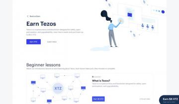 Coinbase Makes Tezos (XTZ) Staking Available to All Eligible US Customers