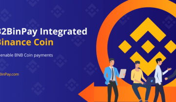 B2BinPay Integrates BNB Blockchain Making BNB Coin Payments Possible