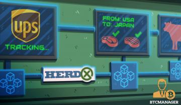 HerdX and UPS Complete First Blockchain-Verified Beef Shipment from U.S. to Japan